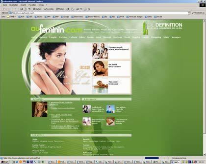 Internetportal AuFeminin: Springer übernimmt rund 40 Prozent der Anteile
