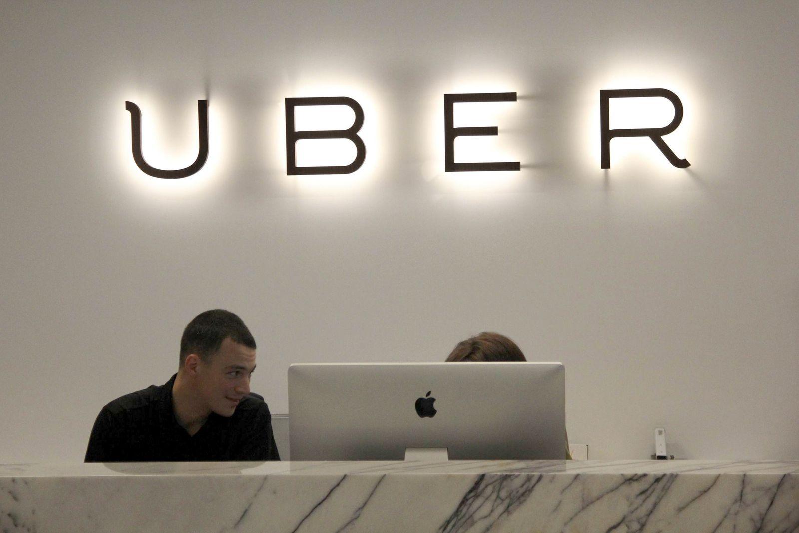 "Jahresrückblick 2014 - Handy-App ""Uber"""