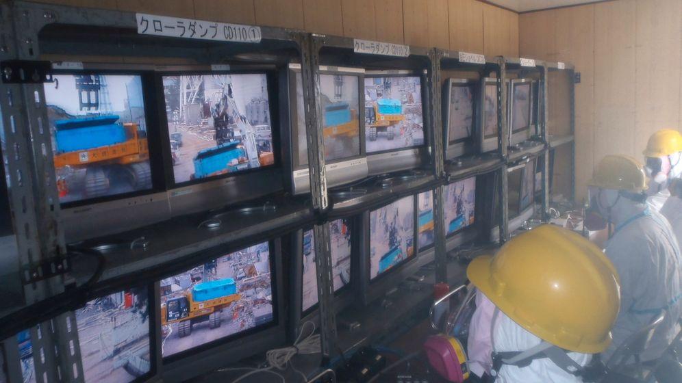 Fukushima I: Das Unglücks-AKW