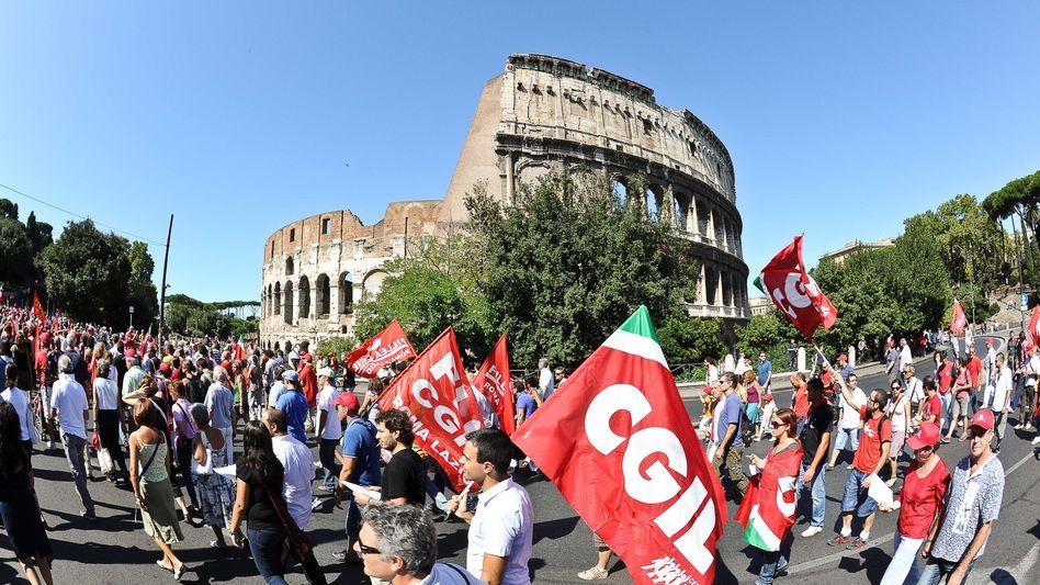 Frust und Not in Italien: Jetzt soll China helfen
