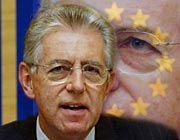 Strenge Hand: Mario Monti