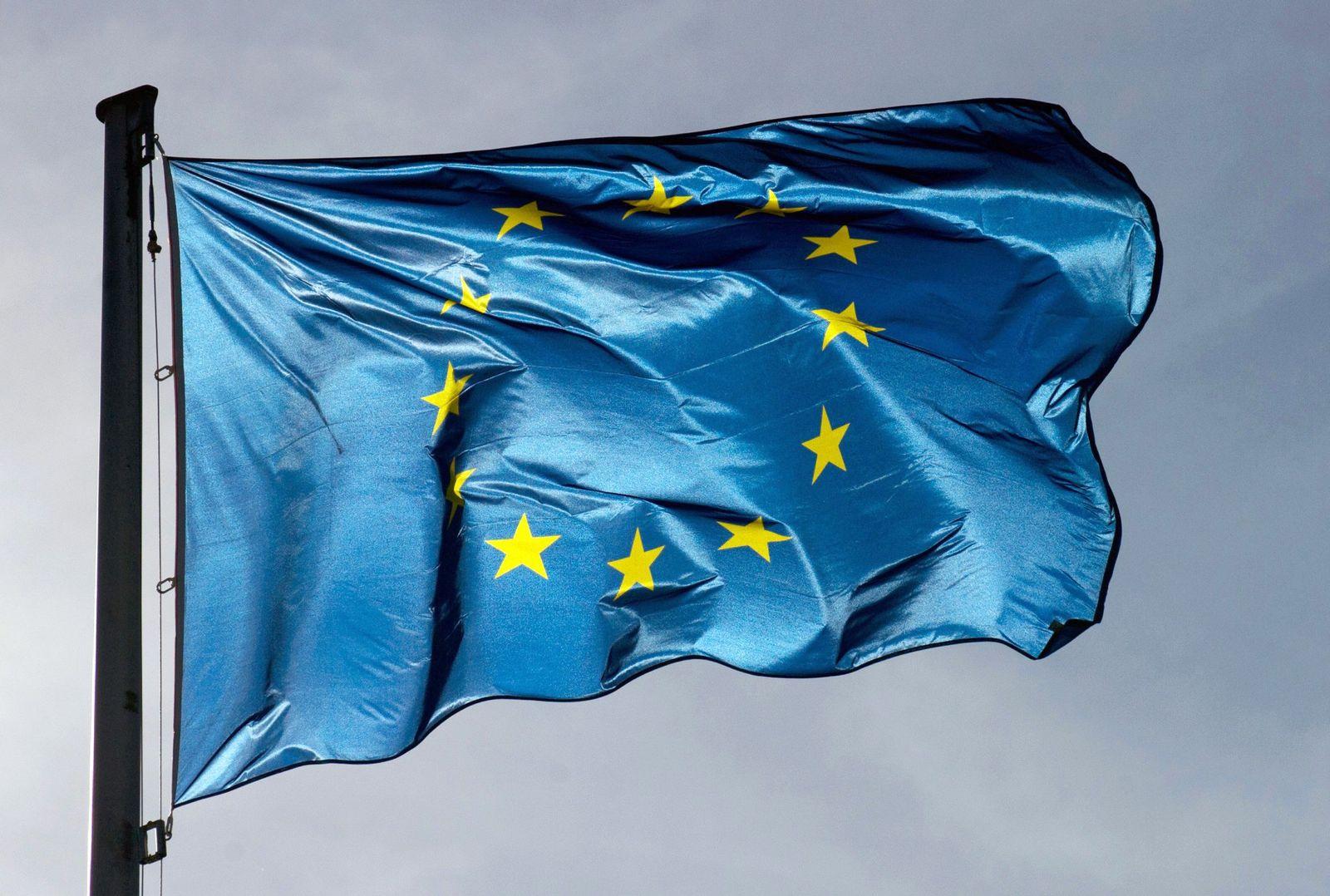 Single Euro Payments Area / SEPA / EU-Flagge