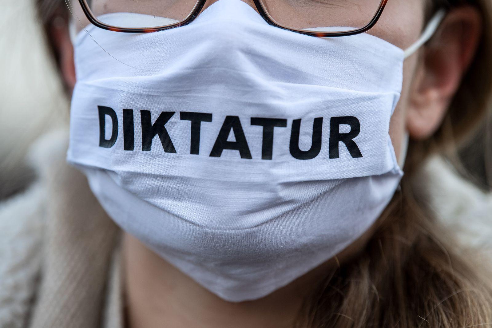 Nach Verbot der Bremer «Querdenker»-Demo
