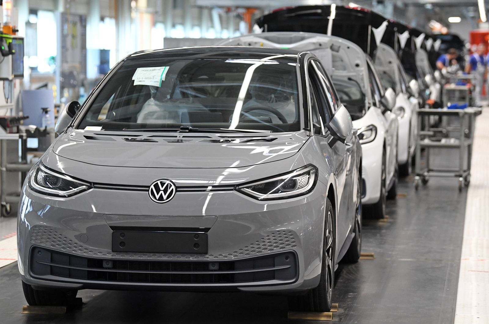 Volkswagen - Produktion von ID.3