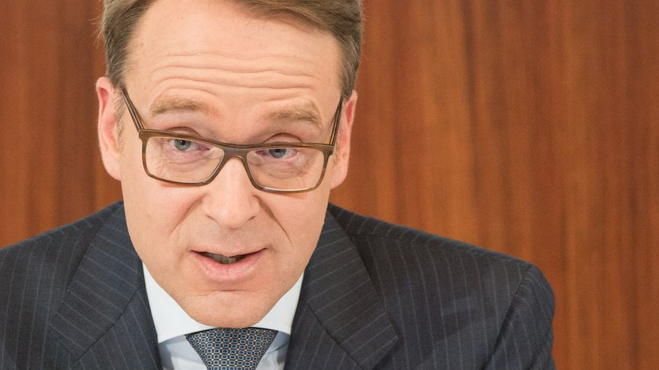 Bundesbank-Präsident Jens Weidmann.