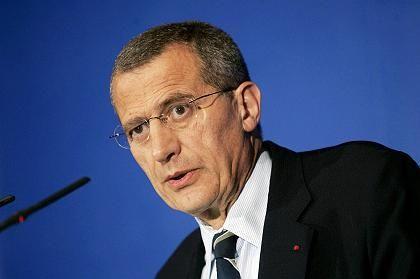 Im Visier der Ermittler: Air France-KLM-Chef Jean-Cyril Spinetta
