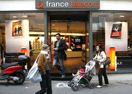 Schweizer Telekommarkt: France Telecom und TDC bündeln ihre Kräfte