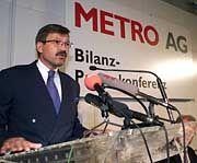 Neuer Metro-Chef: Hans-Joachim Körber