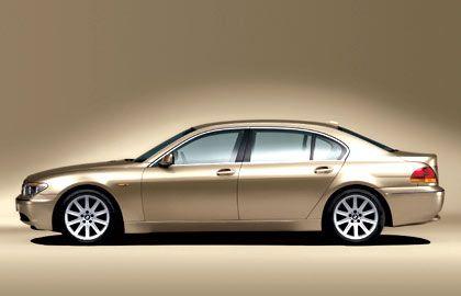 Erfreut sich zunehmender Beliebtheit in den USA: BMW 7er mit langem Radstand