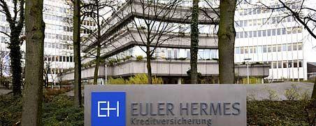Euler-Hermes-Zentrale: Thema, das nicht kaltlässt