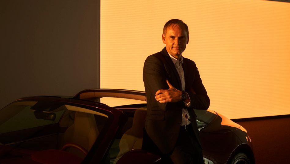 Wiedekings Erbe? Porsche-Chef Oliver Blume könnte künftig eine börsennotierte AG führen