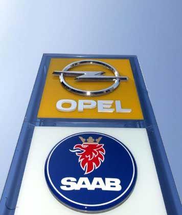Die gleiche Mutter und trotzdem Konkurrenten: Opel und Saab