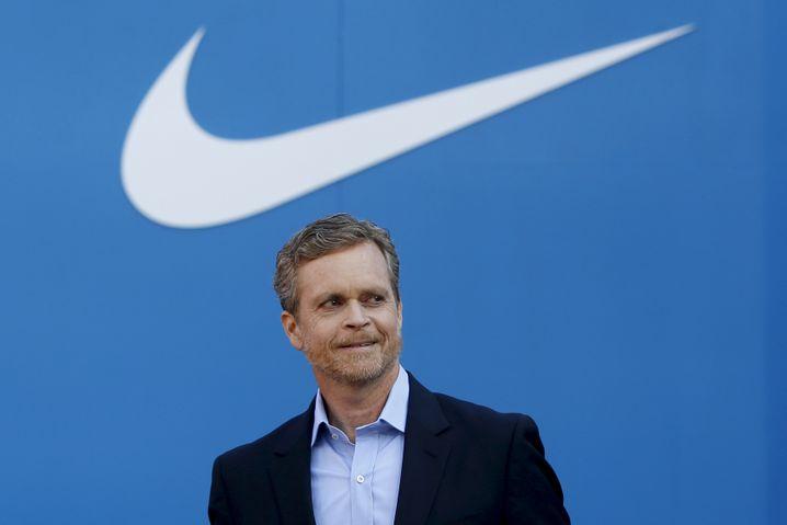 Multitask-fähig: Nike-Chef Parker entwirft Produkte am liebsten während Konferenzen