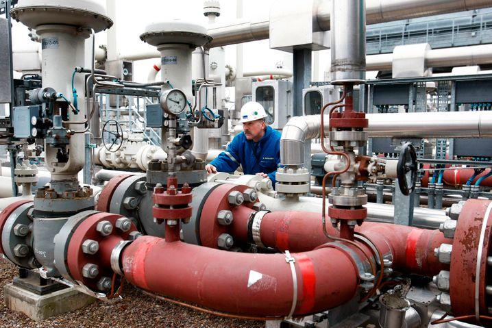Wintershall-Gasspeicher: Trotz aller politischen Unsicherheiten will die BASF-Tochter in den kommenden Jahren massiv in Russland investieren