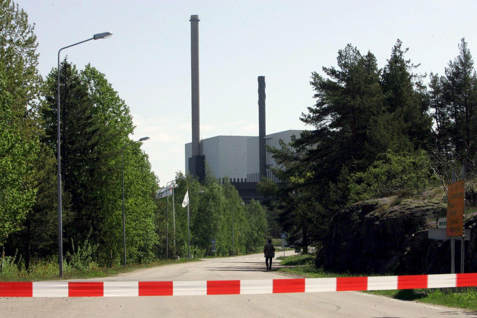 Schweden / Kernkraftwerk / Atomkraft / Energie / Strom / AKW / KKW