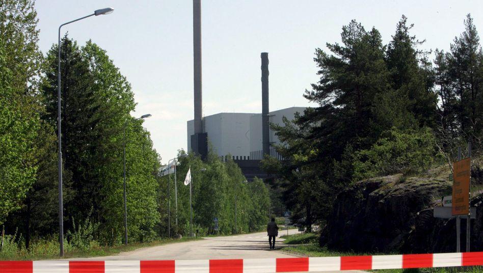 Schwedischer Atomreaktor Oskarshamn