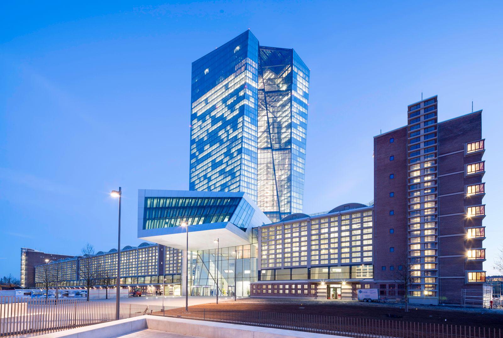 Neubau Europäische Zentralbank / EZB
