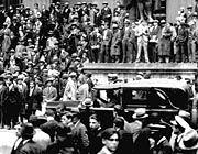 """""""Schwarzer Donnerstag"""": Eine Woche lang herrschte an der Wall Street Ausnahmezustand"""