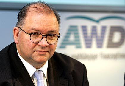 Nachfolger gesucht: AWD-Finanzchef Brammer