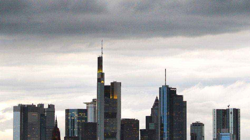Skyline von Frankfurt: Die Büroimmobilienfirma Prime Office scheut den Gang aufs Börsenparkett