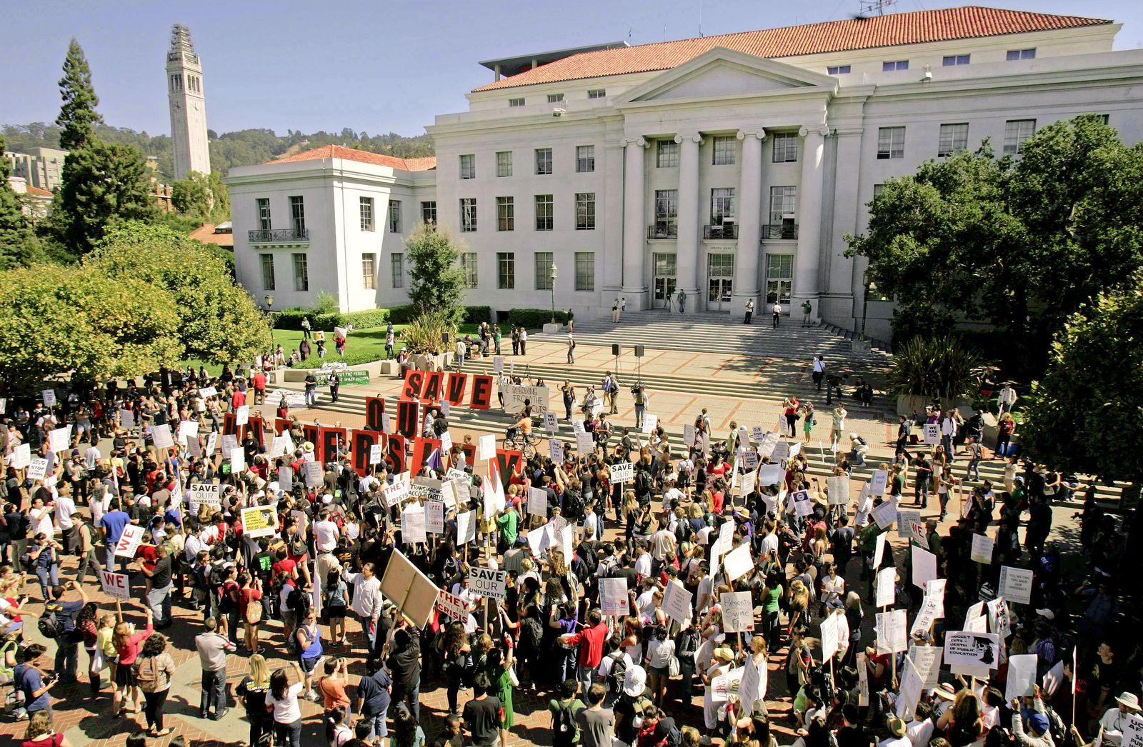 Berkeley Universität Kalinfornien