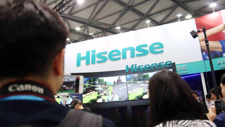Übernahme: Hisense kauft Gorenje