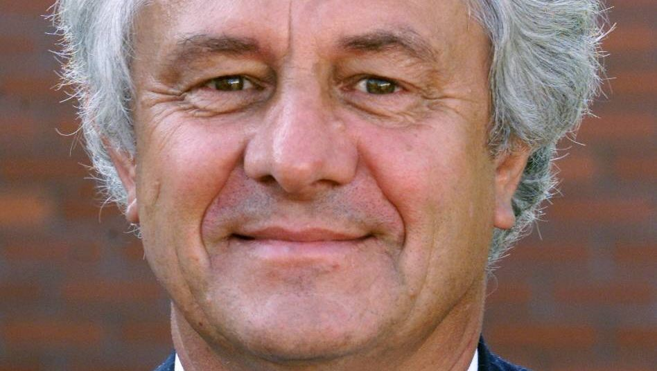 Hass Plattner, Mitgründer der Software-Firma SAP: Spricht sich gegen eine Vermögenssteuer für Unternehmen aus