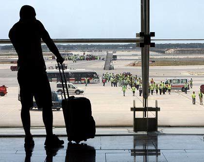 Warten auf Passagiere: Sind die Fluglinien aus dem Gröbsten heraus?