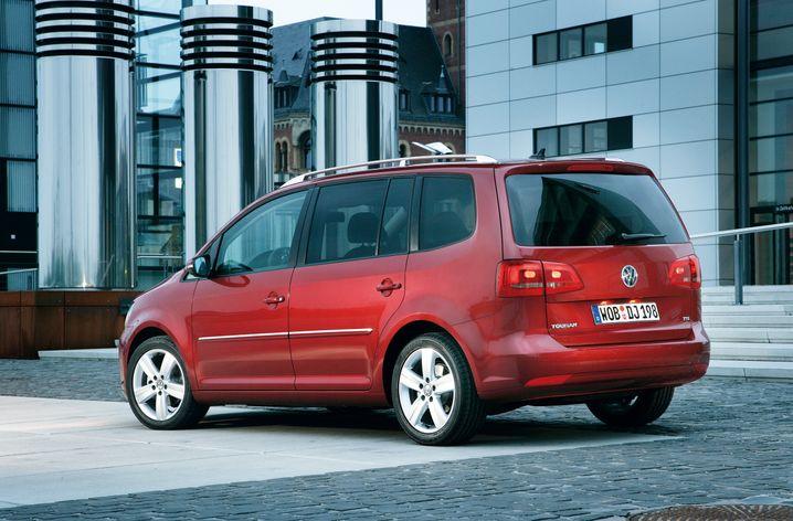 VW Touran: Im Juni gingen die Zulassungen für das Familienauto deutlich zurück