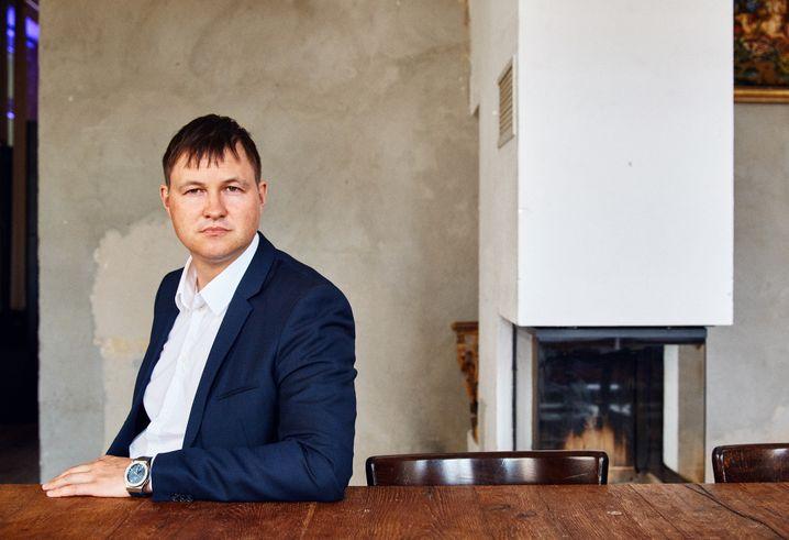 Wollte Synbionik zu Europa führendem Biotechunternehmen aufbauen: Jan Beckers