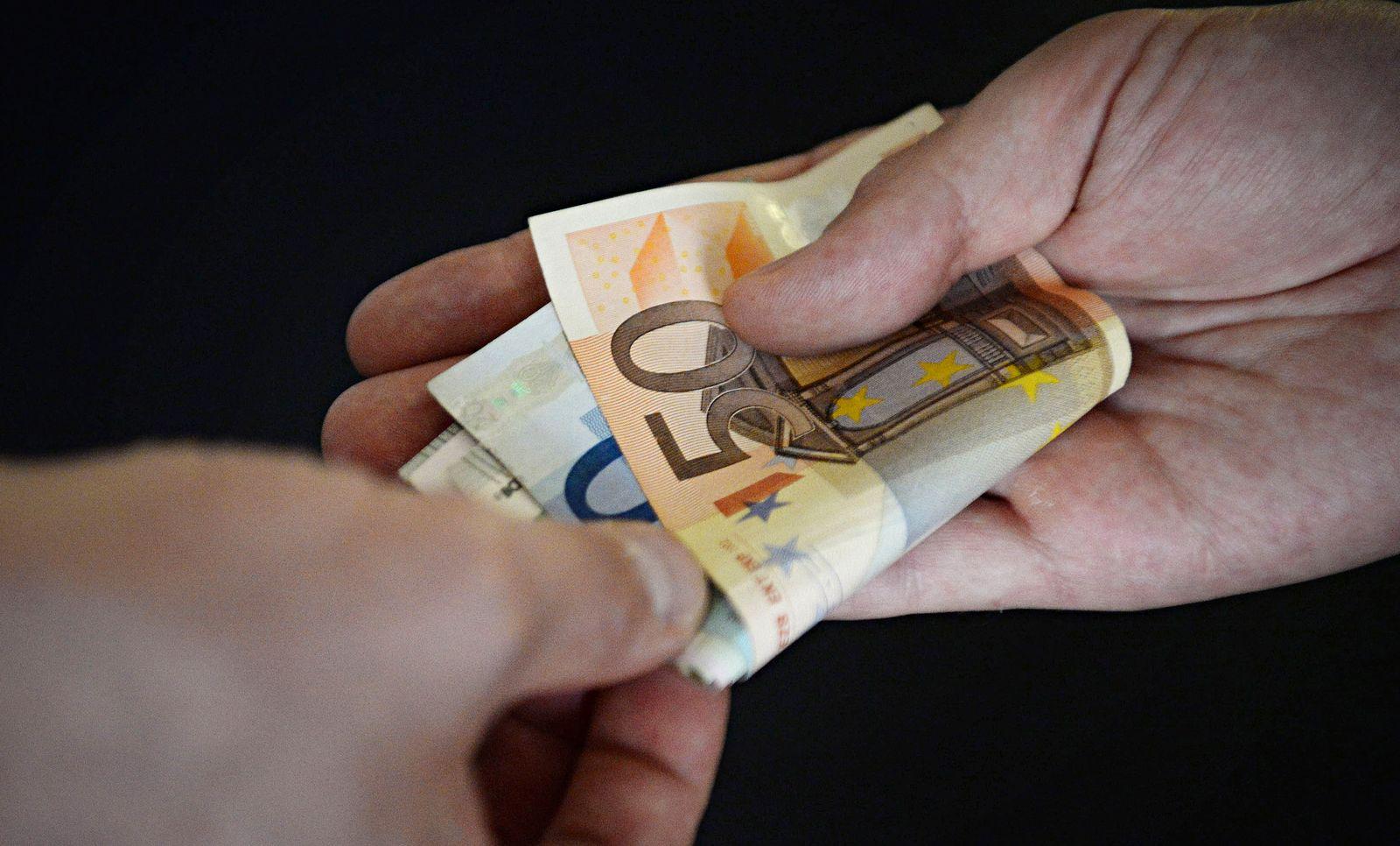 KaSP Bestechung Korruption SYMBOLBILD