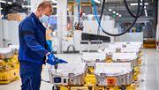 BMW trotzt Tesla mit neuer Fabrik für E-Antriebe