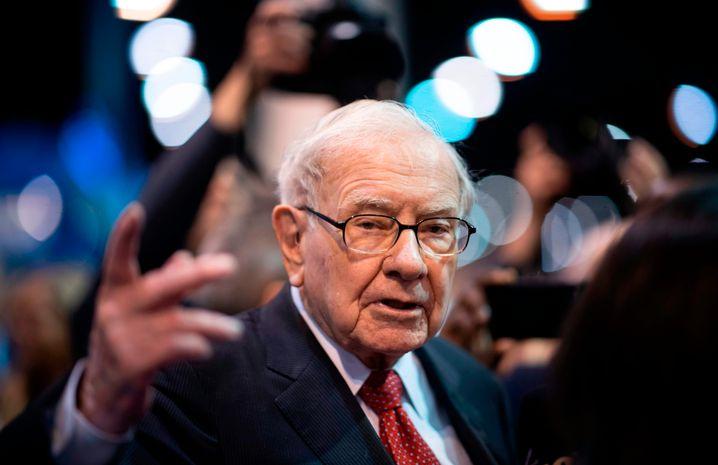 Der Altmeister des Value Investing: Warren Buffett