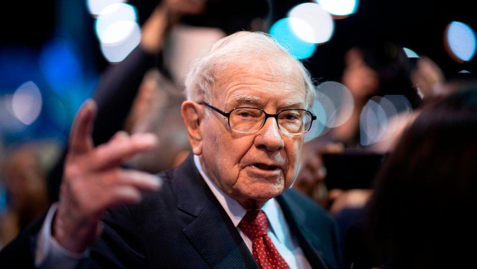 Investorenlegende Warren Buffett