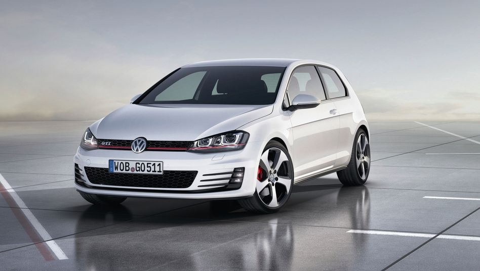 Der neue Golf GTI: Volkswagen ist die Lieblingsmarke der Deutschen