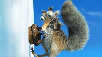 """Urzeit-Hörnchen Scrat: Um das Nachfolgeprodukt zu vermarkten, verschenken die Macher von """"Ice Age"""" den ersten Teil"""
