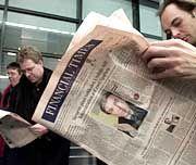 """""""Financial Times"""": 32 Millionen Pfund Verlust"""