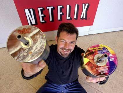 Netflix-Chef Hastings: Zwölf Prozent Plus am ersten Tag