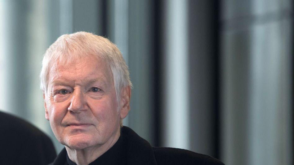 """Anton Schlecker vor dem Stuttgarter Landgericht: """"Alles schien positiv im Fluss zu sein"""""""