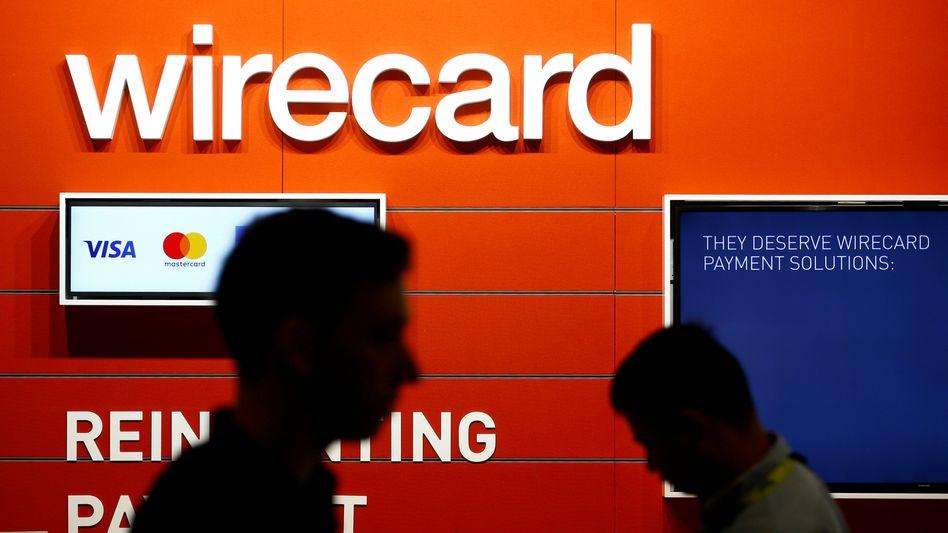 Wirecard: Aktie schwankt stark