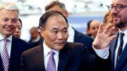 Daimler-Großaktionär schließt Deal mit iPhone-Bauer Foxconn