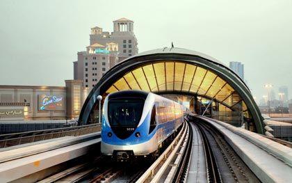 Metro in Dubai: Bezahlen sollen andere