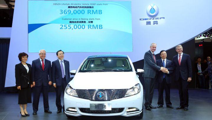 BYD, Denza, Volkswagen und Co.: Mit diesen Elektroautos will China die Autowelt auf den Kopf stellen