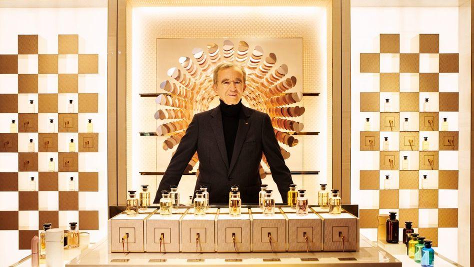 Midas aus Paris: Bernard Arnault bestimmt, was die Welt begehrt.
