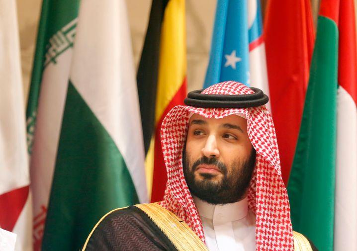 Kein Weltenretter: Mohammed bin Salman