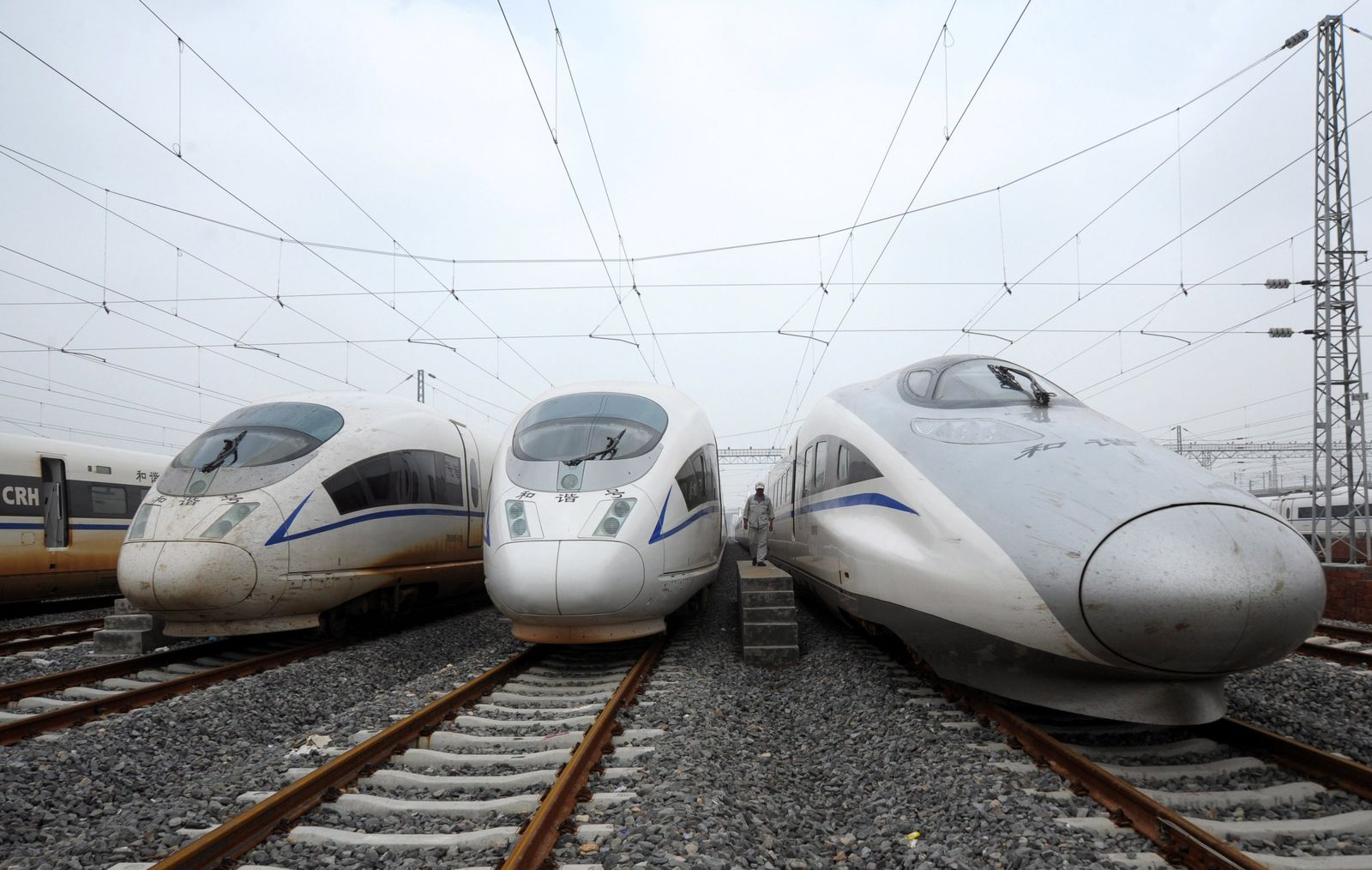 China Hochgeschwindigkeitszug