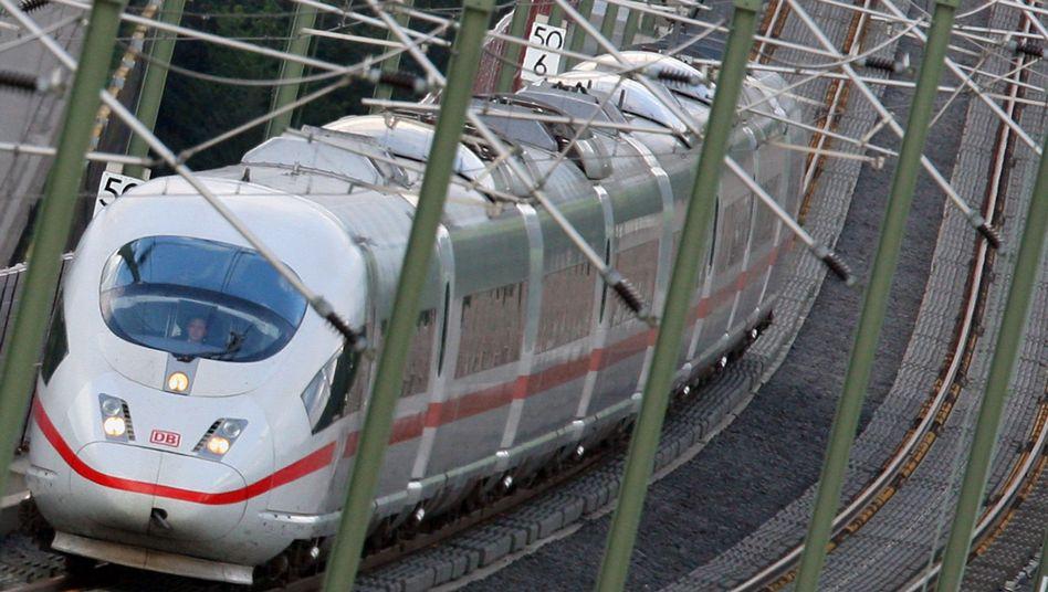 """ICE: Der Anteil an """"grünem Strom"""" soll durch den RWE-Deal von 20 auf 28 Prozent steigen"""