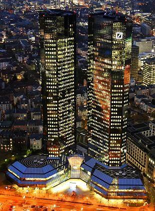 Deutsche Bank in Frankfurt: Ohne Not eine Anlegerflucht ausgelöst?