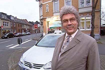 Machen Sie es wie Horst: Herr Schlämmer, alias Hape Kerkeling, wirbt für VW
