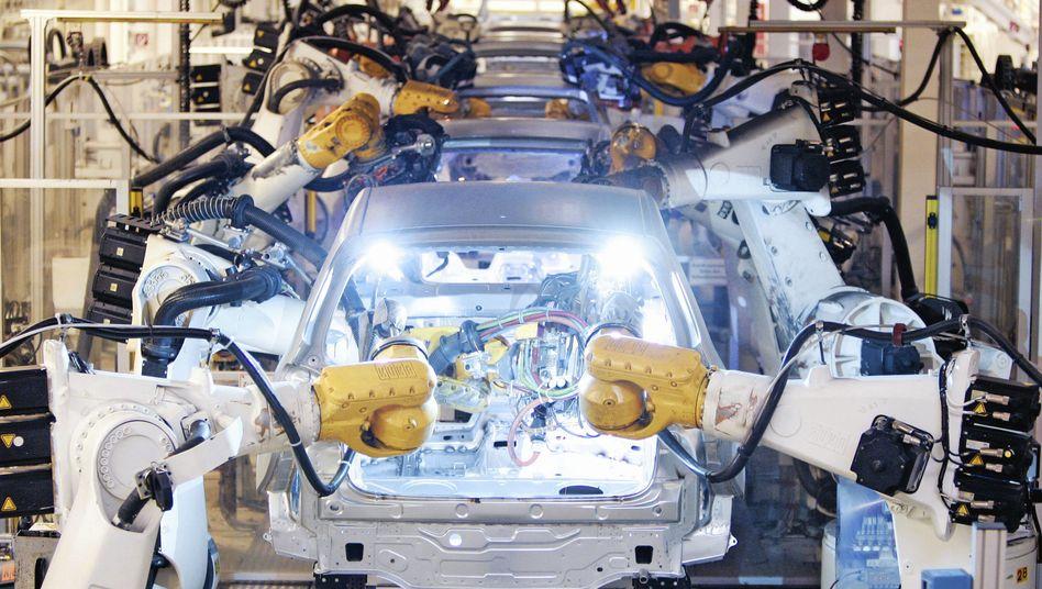 Automobilindustrie: VW, BMW und Daimler punkten im Vertrauensranking